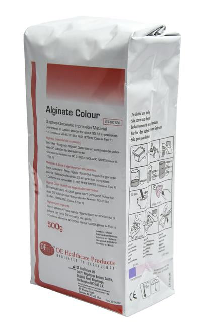 Colour Change Alginate 500g
