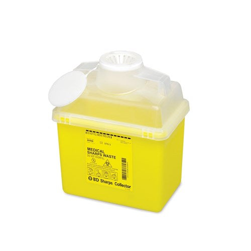 Medical Sharps Waste Container