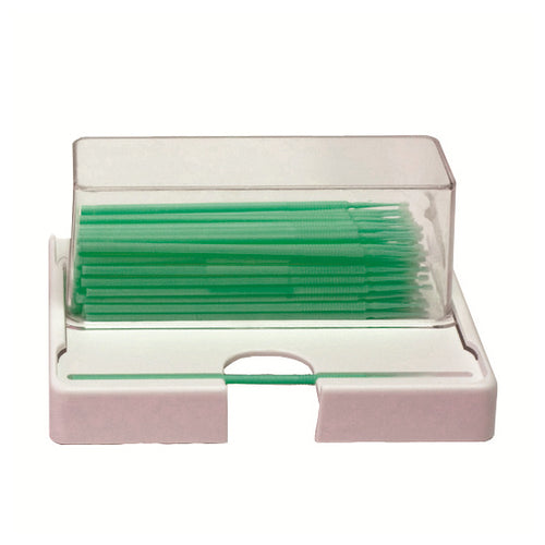 Green Soft Application Tips, Box of 100