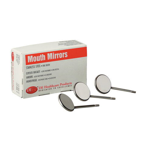 Plane 5 Dental Mouth Mirrors