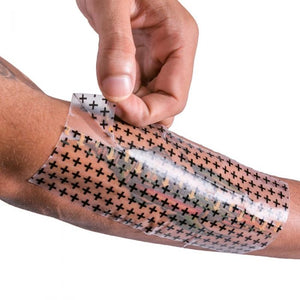 Tattoo bandage shield