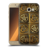 Official HBO Game of Thrones Golden Sigils Hard Back Case for Samsung Galaxy A5 (2017)