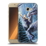 Official Anne Stokes Yule Hard Back Case for Samsung Galaxy A5 (2017)