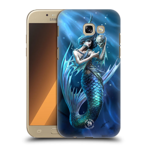 Official Anne Stokes Mermaids Hard Back Case for Samsung Galaxy A5 (2017)