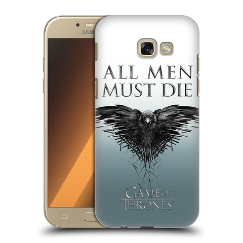 Official HBO Game of Thrones Key Art Hard Back Case for Samsung Galaxy A5 (2017)