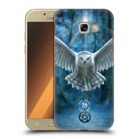 Official Anne Stokes Owls Hard Back Case for Samsung Galaxy A5 (2017)