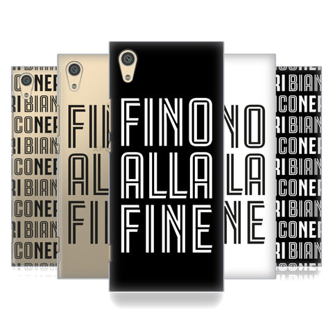 Official Juventus Football Club Type Hard Back Case for Sony Xperia L1