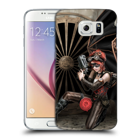 Official Anne Stokes Steampunk Hard Back Case for Samsung Galaxy S6