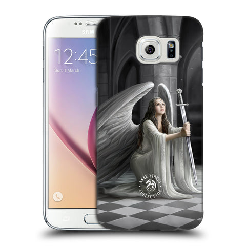 Official Anne Stokes Angels Hard Back Case for Samsung Galaxy S6