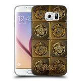 Official HBO Game of Thrones Golden Sigils Hard Back Case for Samsung Galaxy S6