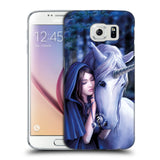 Official Anne Stokes Unicorns 2 Hard Back Case for Samsung Galaxy S6