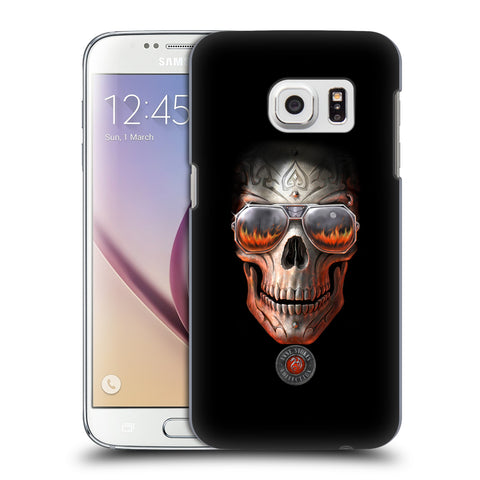 Official Anne Stokes Skull Hard Back Case for Samsung Galaxy S7