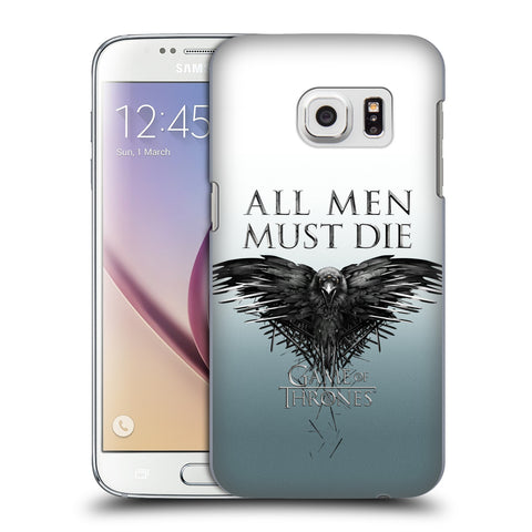 Official HBO Game of Thrones Key Art Hard Back Case for Samsung Galaxy S7