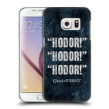 Official HBO Game of Thrones Hodor Hard Back Case for Samsung Galaxy S7