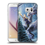 Official Anne Stokes Yule Hard Back Case for Samsung Galaxy S7