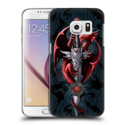 Official Anne Stokes Dragons Hard Back Case for Samsung Galaxy S7