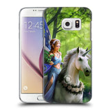 Official Anne Stokes Mythical Creatures Hard Back Case for Samsung Galaxy S7