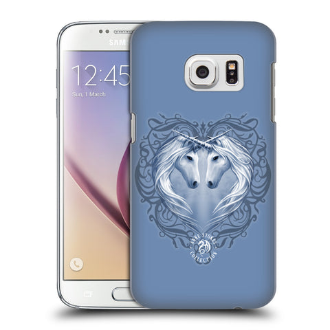 Official Anne Stokes Unicorns 2 Hard Back Case for Samsung Galaxy S7