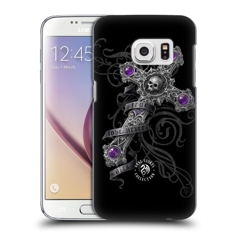 Official Anne Stokes Dark Hearts Hard Back Case for Samsung Galaxy S7