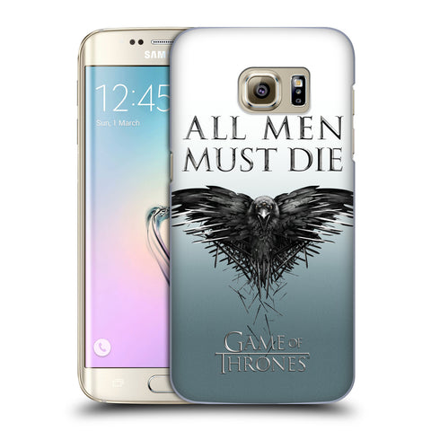 Official HBO Game of Thrones Key Art Hard Back Case for Samsung Galaxy S7 Edge