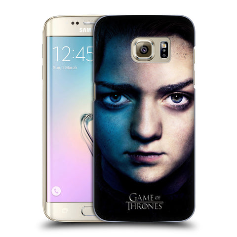 Official HBO Game of Thrones Valar Morghulis Hard Back Case for Samsung Galaxy S7 Edge