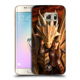 Official Anne Stokes Dragons 2 Hard Back Case for Samsung Galaxy S7 Edge