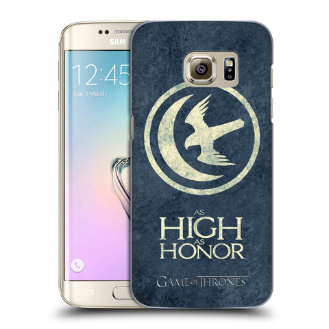 Official HBO Game of Thrones Dark Distressed Sigils Hard Back Case for Samsung Galaxy S7 Edge