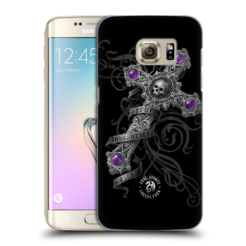 Official Anne Stokes Dark Hearts Hard Back Case for Samsung Galaxy S7 Edge