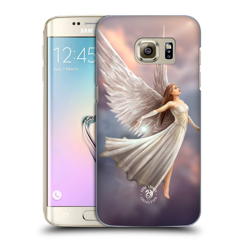 Official Anne Stokes Mermaid And Angels Hard Back Case for Samsung Galaxy S7 Edge