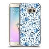 Official Julia Badeeva  Floral Patterns 2 Hard Back Case for Samsung Galaxy S7 Edge