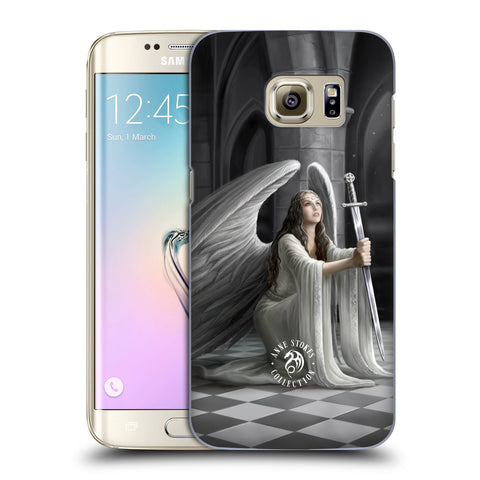 Official Anne Stokes Angels Hard Back Case for Samsung Galaxy S7 Edge