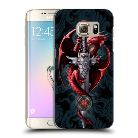 Official Anne Stokes Dragons Hard Back Case for Samsung Galaxy S7 Edge