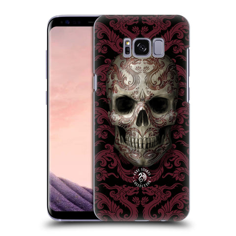Official Anne Stokes Oriental Skull Hard Back Case for Samsung Galaxy S8