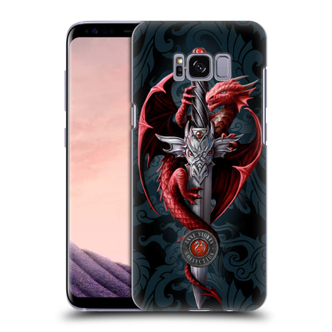 Official Anne Stokes Dragons Hard Back Case for Samsung Galaxy S8