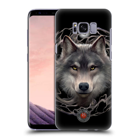 Official Anne Stokes Wolves 2 Hard Back Case for Samsung Galaxy S8