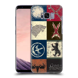 Official HBO Game of Thrones Battle Of The Bastards Hard Back Case for Samsung Galaxy S8