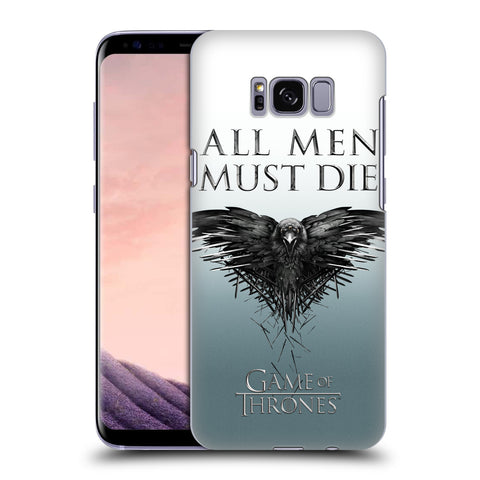 Official HBO Game of Thrones Key Art Hard Back Case for Samsung Galaxy S8