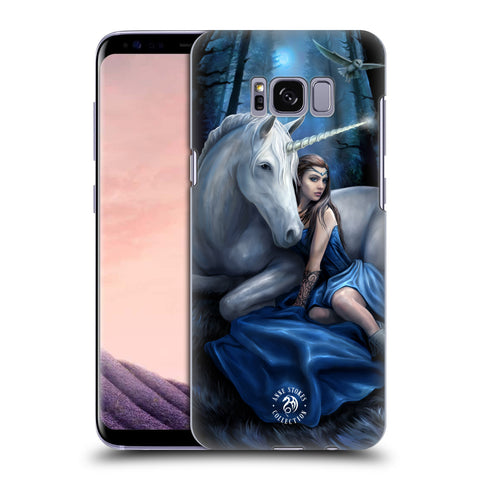 Official Anne Stokes Unicorns Hard Back Case for Samsung Galaxy S8