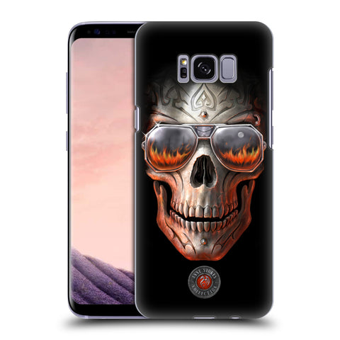 Official Anne Stokes Skull Hard Back Case for Samsung Galaxy S8