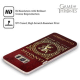 Official HBO Game of Thrones Metallic Sigils Hard Back Case for Samsung Galaxy A5 (2017)