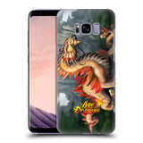 Official Anne Stokes Age Of Dragons Hard Back Case for Samsung Galaxy S8+ S8 Plus