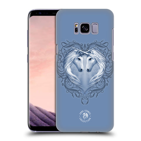 Official Anne Stokes Unicorns 2 Hard Back Case for Samsung Galaxy S8+ S8 Plus