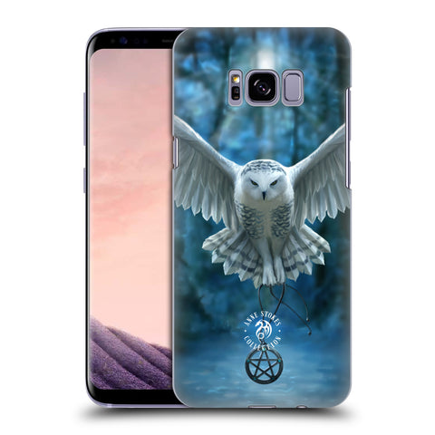 Official Anne Stokes Owls Hard Back Case for Samsung Galaxy S8+ S8 Plus