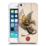 Official Anne Stokes Steampunk Hard Back Case for Apple iPhone 5 5S SE
