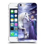 Official Anne Stokes Unicorns 2 Hard Back Case for Apple iPhone 5 5S SE