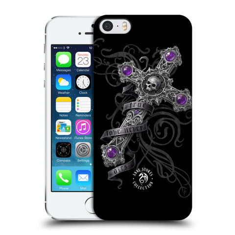 Official Anne Stokes Dark Hearts Hard Back Case for Apple iPhone 5 5S SE