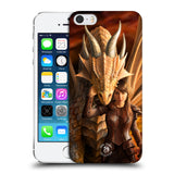 Official Anne Stokes Dragons 2 Hard Back Case for Apple iPhone 5 5S SE