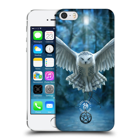 Official Anne Stokes Owls Hard Back Case for Apple iPhone 5 5S SE