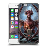 Official Anne Stokes Dragon Friendship Hard Back Case for Apple iPhone 6 6S