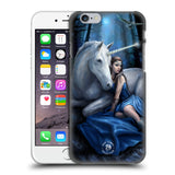 Official Anne Stokes Unicorns Hard Back Case for Apple iPhone 6 6S